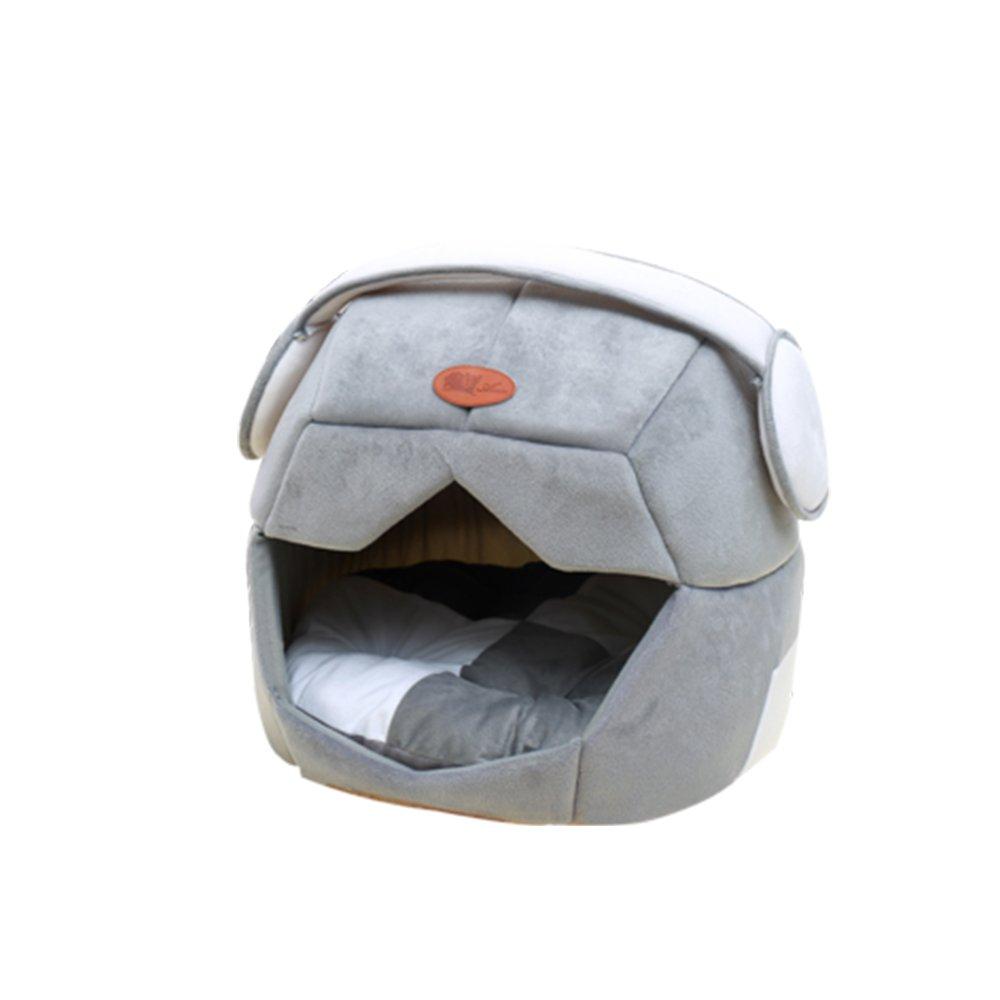 Aqi7 - Casco de Doble Uso para Mascotas Pequeñas y Transpirables: Amazon.es: Hogar