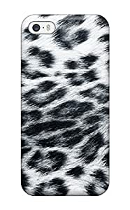 (mYeSDlm1586SNoVW)durable Protection Case Cover For Iphone 5/5s(snow Leopard)