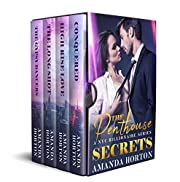 The Penthouse Secrets: A 4-Books NYC Romance Box Set