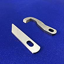 YEQIN Overlock knife for Brother 929D 1034D 1134D Upper&Lower Knife XB0563001+ X77683001