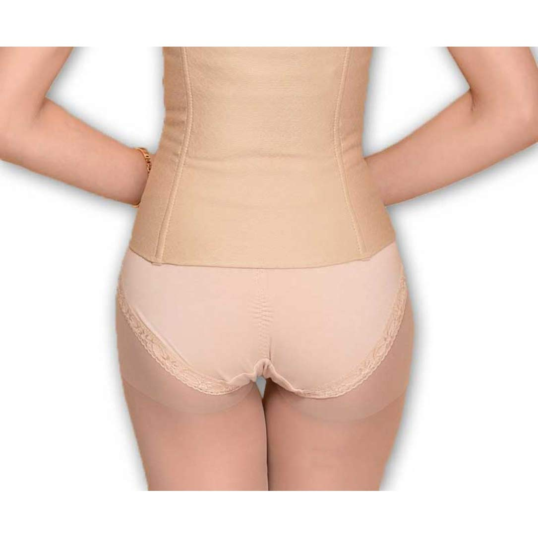 LUCACO Womens Shapewear Weight Loss Neoprene Sauna Sweat Waist Trainer Corset Tank Top Vest Sport Workout