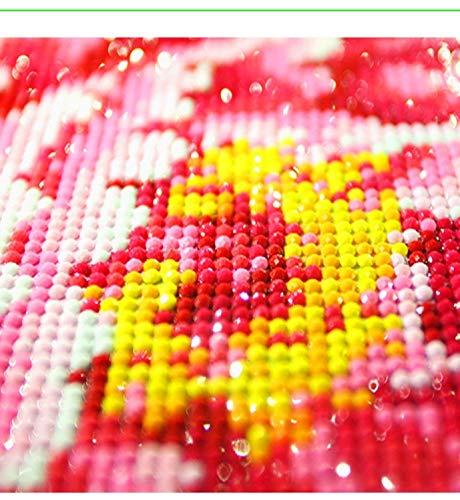 Pintura de Diamantes 5D Taladro Completo Arte de casa Decoraci/ón de Pared Artesan/ías Artes 40X50cm 5D Puzzle de Diamantes Haipeiy Pintura de Diamantes Elefante de Buda
