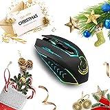 Wireless Gaming Mouse Up to 10000 DPI, UHURU