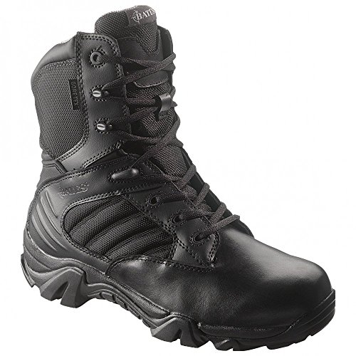 Police Motorcycle Boots Men - 4