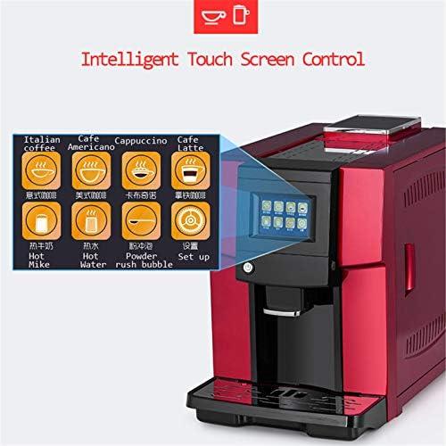 Machine à café automatique One Touch pour infuser Machine à expresso de grande capacité Chauffage rapide Garder au chaud Infusion rapide pour la maison, le bureau, le camping-car