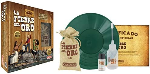 Comansi - La Fiebre del Oro (C20134): Amazon.es: Juguetes y juegos