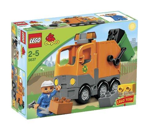 duplo garbage truck - 9