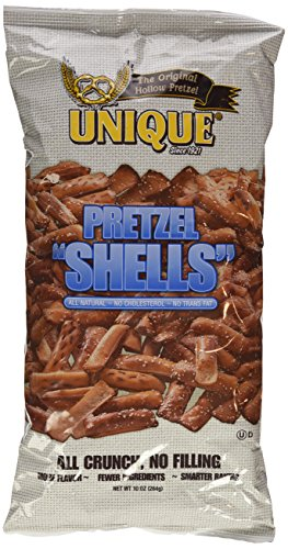 - Unique Pretzel Shells (Pack of Four - 10 Oz. Bags)