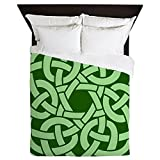 Queen Duvet Cover Celtic Knot Wreath