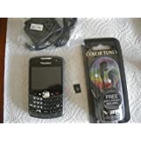 No Contract Titanium Blackberry Curve 8330 Phone for Sprint