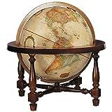 Replogle Globes Colonial Globe, Antique Ocean, 12-Inch Diameter