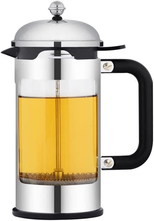 2016 new Ley de presión de olla cafetera de infusión té burbuja té ...
