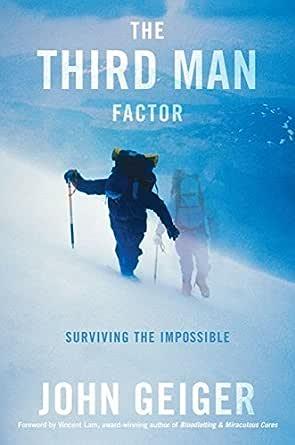 The Third Man Factor (English Edition)