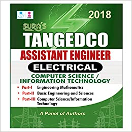 Buy TNEB Tangedco Assistant Engineer ( Electrical ) Exam