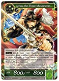 Force of Will - Athos, the Three Musketeers - CMF-060 - Super Rare - Foil - The Crimson Moon's Fairy Tale