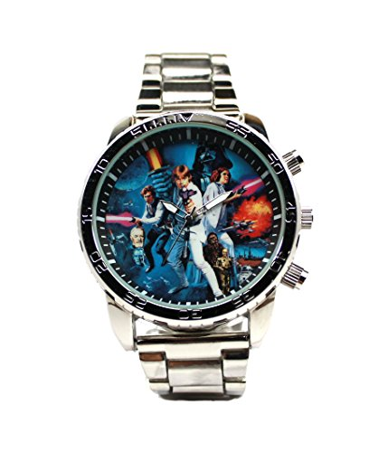 Star Wars Legends The Force Awakens Mens Watch - Face A I Round Have