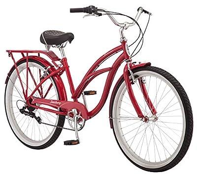 Schwinn Sanctuary Cruiser Bicycle, 26-Inch Wheels, 7-Speed