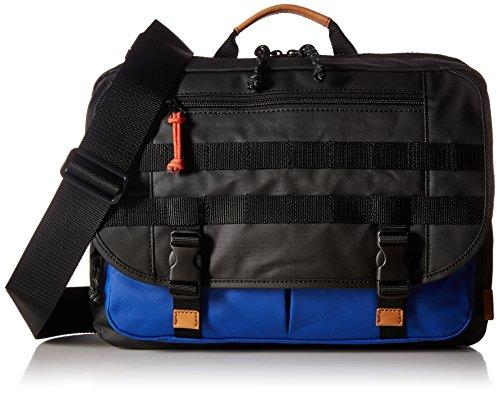 Fossil Men's Sportsman Messenger Bag, Blue