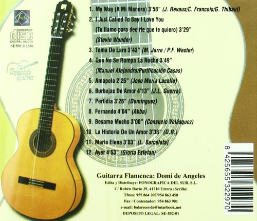 La Guitarra Española 4: Various Artists: Amazon.es: Música