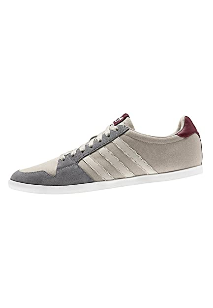 huge discount fa1ce 13641 adidas Originals Herren Sneaker Adilago Low beige 10 12