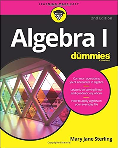 Algebra i for dummies for dummies math science mary jane algebra i for dummies for dummies math science 2nd edition fandeluxe Choice Image