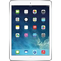 Apple iPad Air 32GB 9.7 Unlocked GSM / 4G + Wi-Fi Tablet PC - Silver