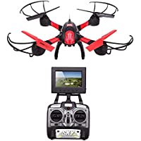 Flymemo SKY HAWKEYE 1315S 5.8G 4CH FPV RC Quadcopter with Real-time Transmission & 0.3MP HD Camera One Key to Return and CF Mode