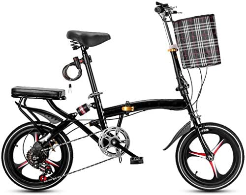 OFFA Bike For Bicicleta Plegable De 16 Pulgadas Ruedas for Hombres ...
