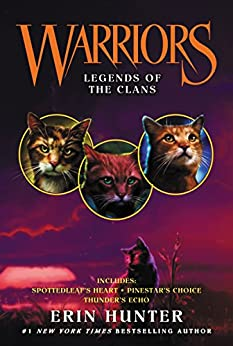Warriors: Legends of the Clans (Warriors Novella) - Kindle