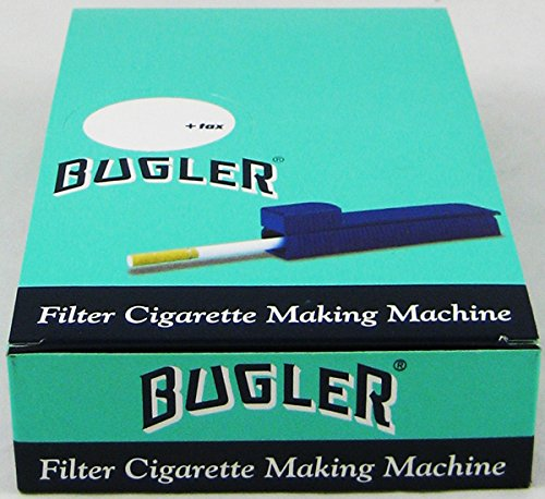 Making Cigarette Filter Machine (Bugler Filter Cigarette Making Machine Box of 5)