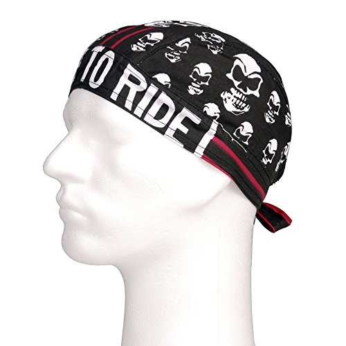 Tactical Attack Bandana Cap Born to Ride Softair Hat Skulls Skull Head Scarf Mosquito Protection Paintball Airsoft Outdoor Fishing Hunting Bounce Motorcycle Apps Folien Design