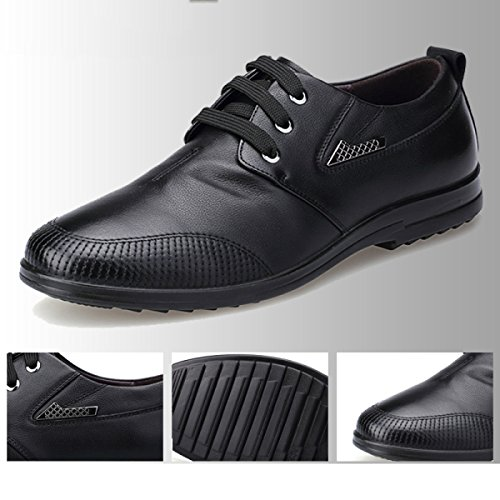 Et Les Jours Printemps Black GRRONG D'affaires Décontractée D'automne Mode Tous Chaussures nBIHqEqR4w