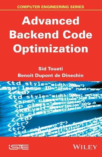 Download Advanced Backend Optimization (ISTE) Pdf