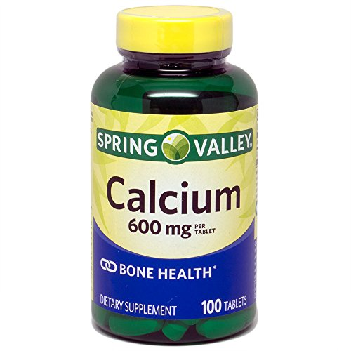 Calcium 600 mg tablets