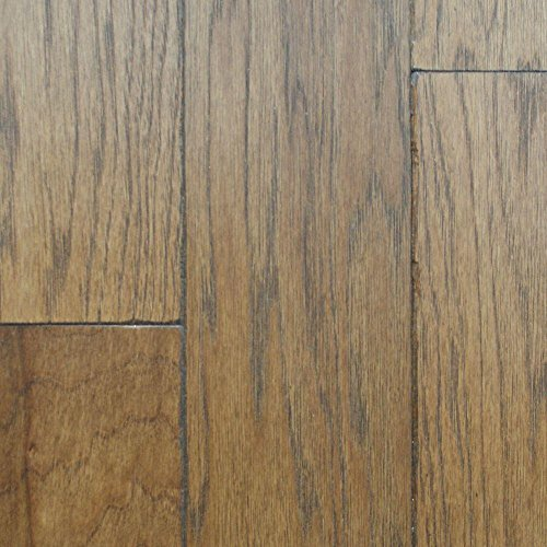 Millstead Hickory Rustic Artisan Sepia 3/4 in. Thick x 4 in. Width x Random Length Solid Hardwood Flooring (21 sq. ft. / case)