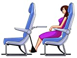 Sleepy Ride - Airplane Footrest Made with Premium