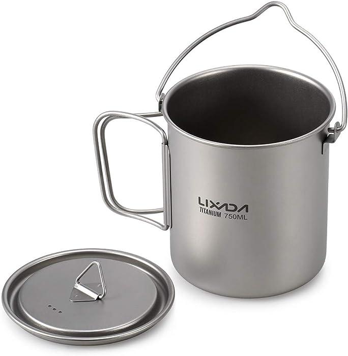 The Best Titanium Pot With Heating Element