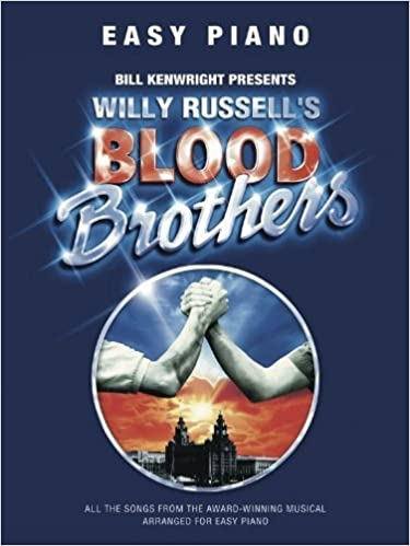 Willy Russell: Blood Brothers - Easy Piano by Music Sales Limited (2011-07-27)