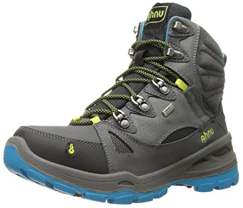 Ahnu Women's North Peak Event Backpacking Boot, Dark Grey, 9 M US by Ahnu