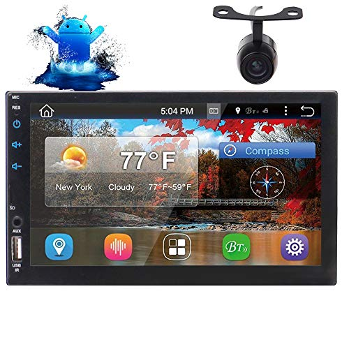 Sharing Line The Stick Device (EINCAR 7 Inch Double-Din Android Car Stereo Receiver with Bluetooth - HD DVR Dash and Rearview Backup Camera - Touchscreen Display with WiFi Web Browsing and App Download)