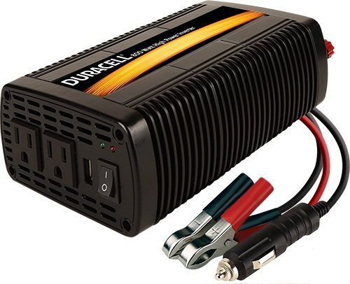 Duracell DRINV800 High Power Inverter, 800 Watt, Black