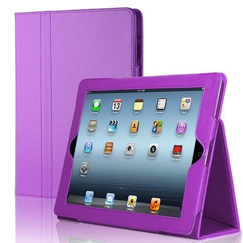 TNP iPad Case Purple Synthetic