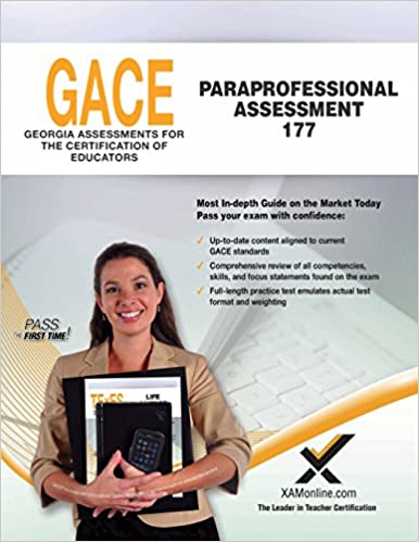 gace paraprofessional assessment 177: sharon a. wynne: 9781642390384 ...