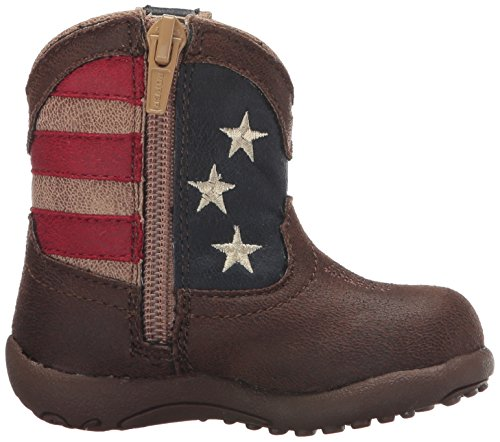 Pictures of Roper Baby American Patriot Brown 3 M US Infant 3
