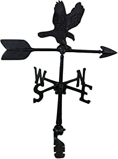 product image for Montague Metal Products 24-Inch Weathervane with Eagle Ornament