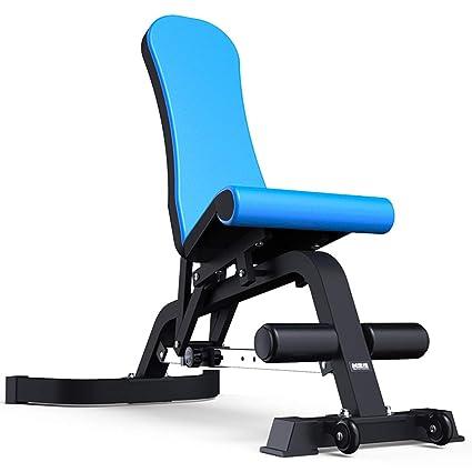 Stupendous Amazon Com Zhen Guo Adjustable Sit Up Bench Alphanode Cool Chair Designs And Ideas Alphanodeonline