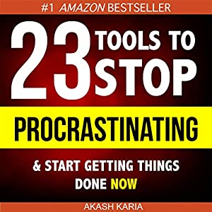 Ready, Set...PROCRASTINATE! Audiobook
