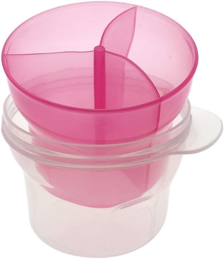 Dispensatore di formula ermetico contenitore per il latte in polvere senza BPA by TARGARIAN Dispenser di latte in polvere