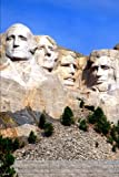 Mount Rushmore National Memorial Journal: 150 page lined notebook/diary
