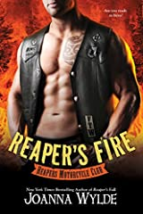 """New York Times bestselling author Joanna Wylde returns to the """"wild and raw""""* world of the Reapers MC with the story of Gage and Tinker…  The club comes first. I've lived by those words my whole life—assumed I'd die by them, too, and I never..."""